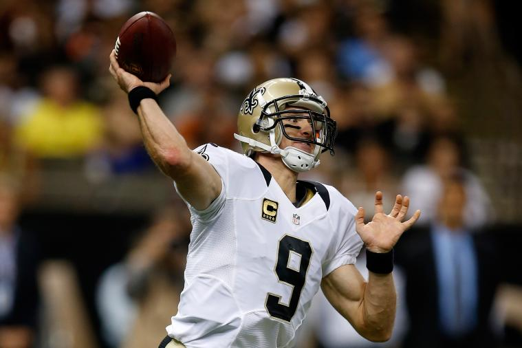 Brees: Dolphins Doctors Said I Had 25 Percent Chance of Playing Again