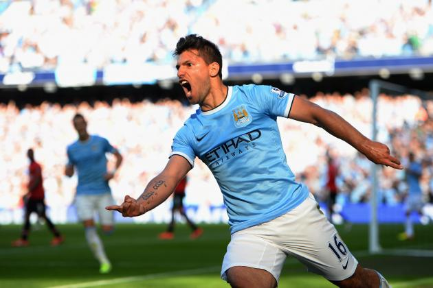 David Silva and Sergio Aguero Out as Manchester City Look to Build on Derby Win