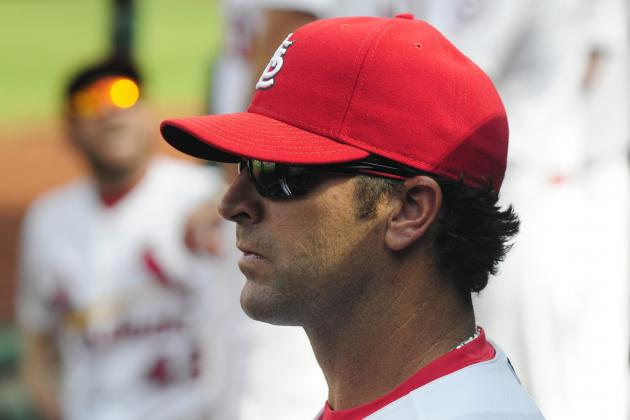 Yes, Matheny Has Done a Good Job