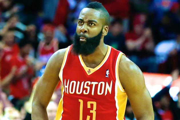 James Harden: Rockets Star Says He's 'For Sure' a Top-10 NBA Player Right Now