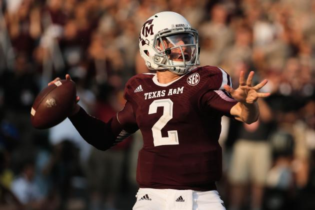 Johnny Manziel's Updated 2013 Heisman Odds and Predictions for Texas A&M QB