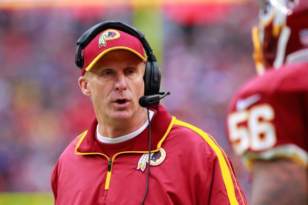 Opponents Mockery of Washington Redskins Defense Falls on Jim Haslett