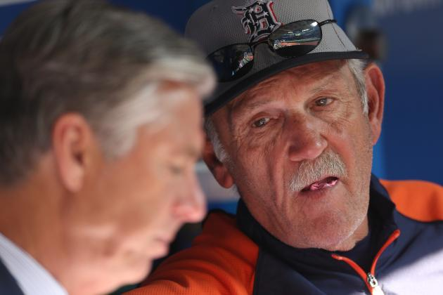 Tigers' Jim Leyland, Dave Dombrowski Building Impressive Legacy Together