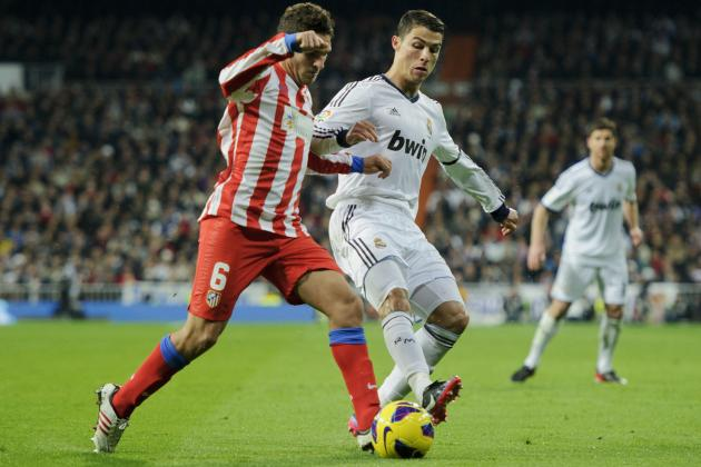 Real Madrid vs. Atletico Madrid: Date, Time, Live Stream, TV Info and Preview