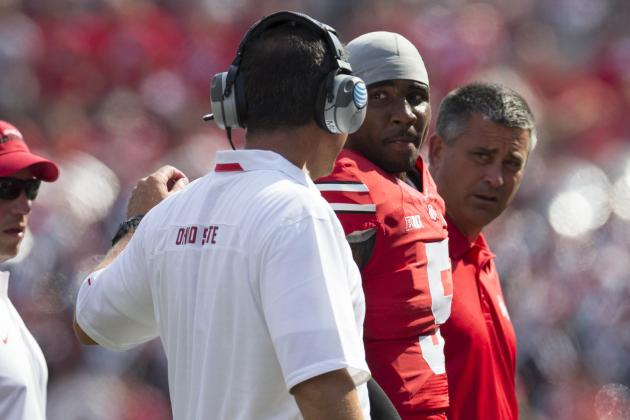 Kenny Guiton's Success Frees Braxton Miller Up to Take Risks for Ohio State