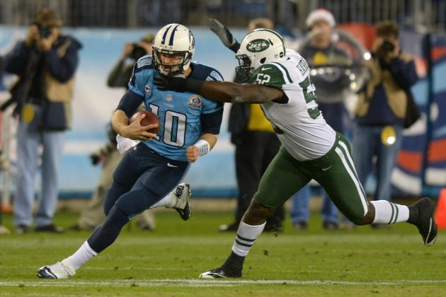 How Can New York Jets Defense Put the Brakes on Jake Locker's Breakout Season?
