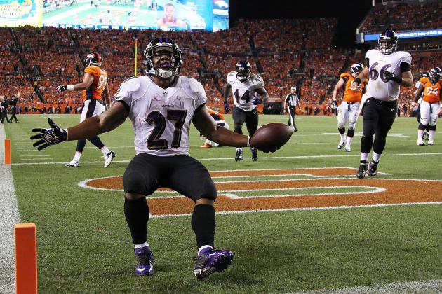 Ray Rice Will Restore His Fantasy Value Against the Bills in Week 4