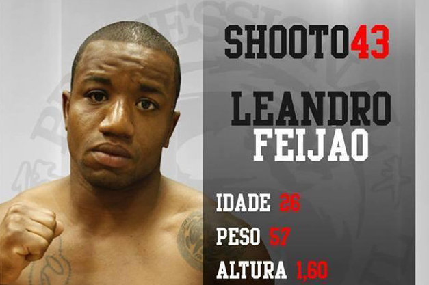 MMA Fighter Leandro