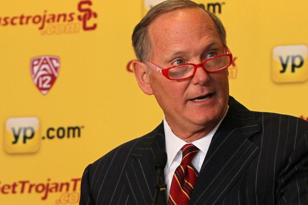 NCAA Denies USC Request for Reconsideration of Sanctions