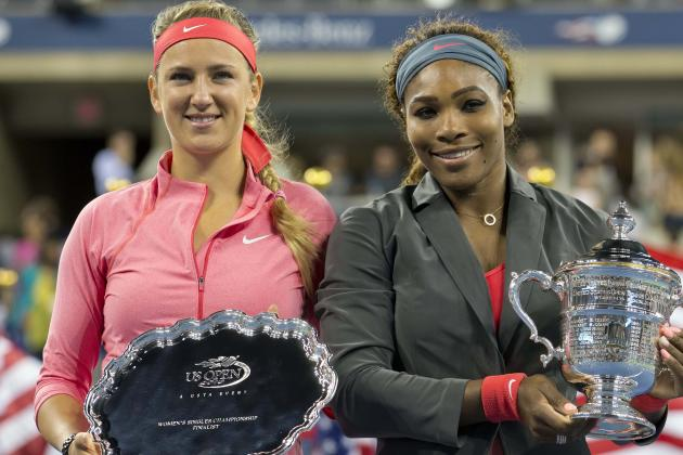Victoria Azarenka Says She's Closing Gap on 'Best Ever' Serena Williams