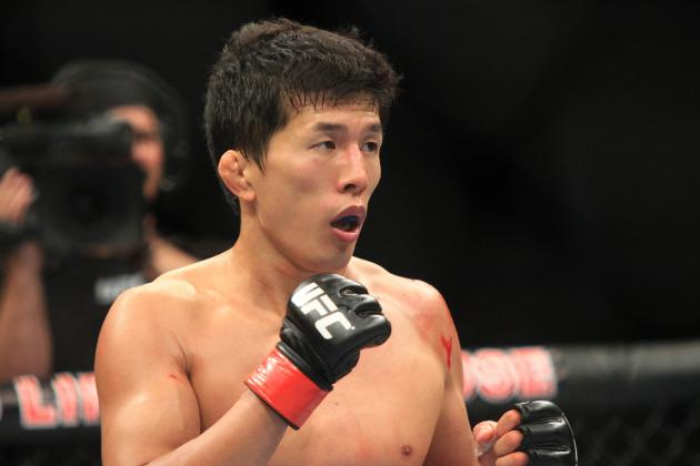 Takeya Mizugaki Expected to Face Nam Phan at UFC Fight Night in Australia
