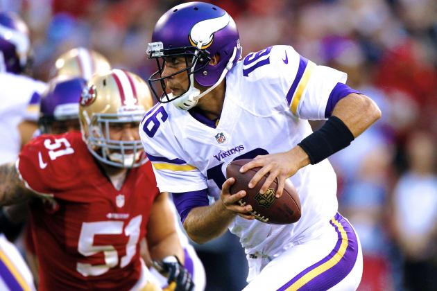 Can Matt Cassel Snatch the Minnesota Vikings QB Job?