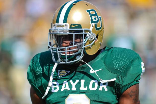 Baylor DB Ahmad Dixon Arrested on Assault Charges