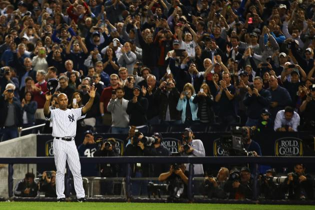 Where Mariano Rivera's Send-off Ranks Among MLB's Best Farewell Moments