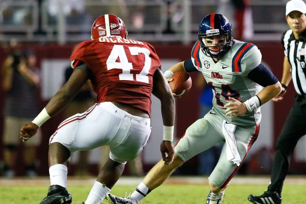 Ole Miss vs. Alabama: Breaking Down How Rebels Can Pull off Upset
