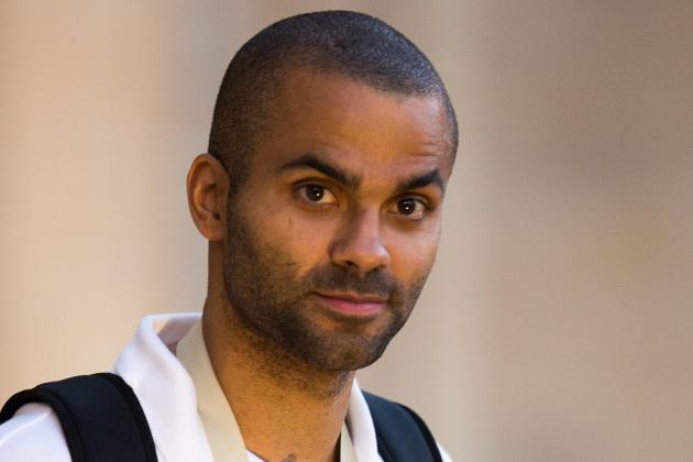 Tony Parker Admits He's Fatigued, and That's Just Fine