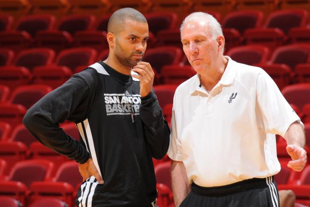 NBA Watchability Rankings: No. 8 San Antonio Spurs