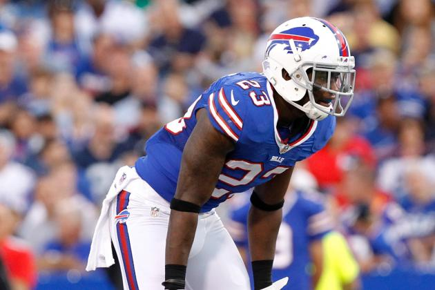 Aaron Williams Confident He Can Play Cornerback