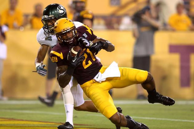 Trojans Prepare for Receiver Jaelen Strong