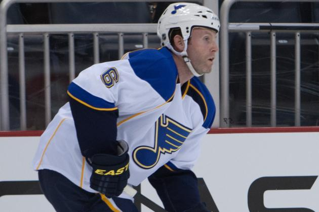 Blues Release Ryan Whitney from PTO