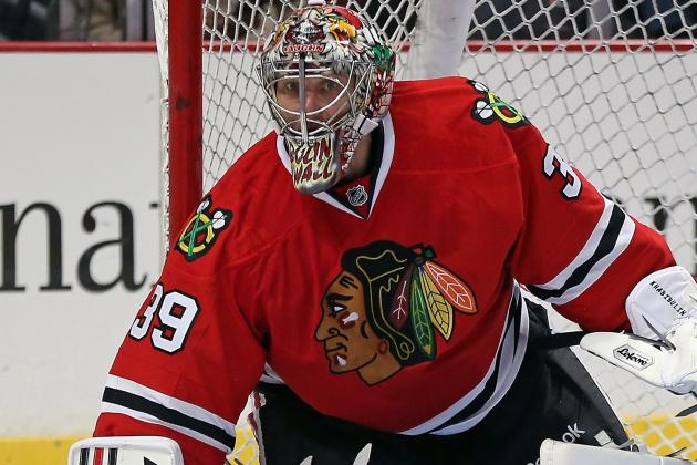 Khabibulin Ready for Different Role in Return to Blackhawks