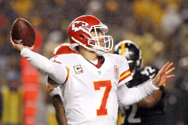 Cassel Deserved Better Legacy with Chiefs