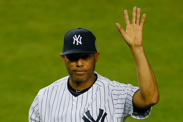 Nike Honors Mariano Rivera with Custom Product Pack