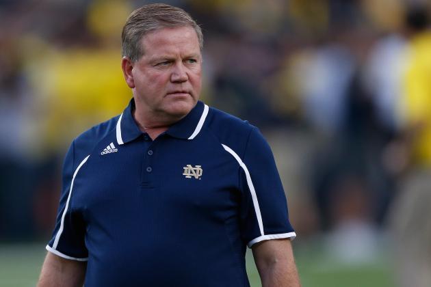College Football Week 5 Schedule: Top 25 Home Teams on Alert on Saturday
