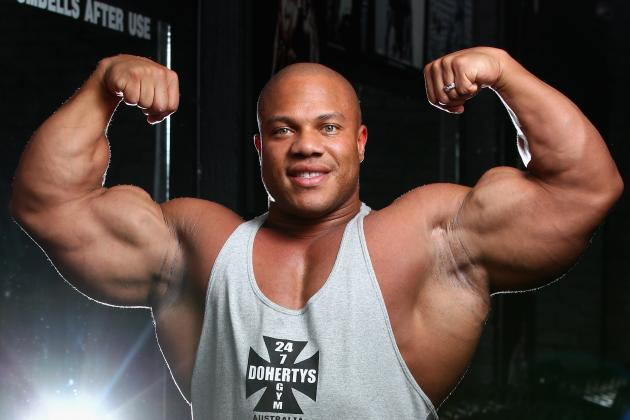 Mr. Olympia 2013: Breaking Down Candidates Who Can Unseat Phil Heath