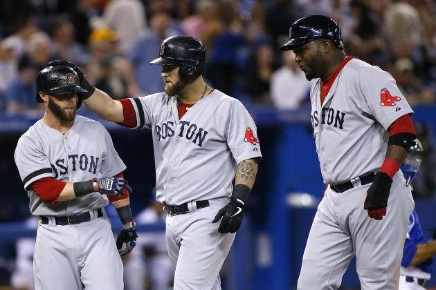 Predicting the Boston Red Sox Full 2013 Postseason Roster