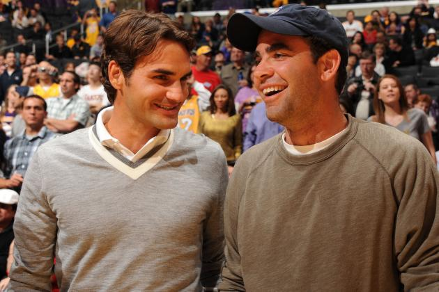 Sampras: Federer's the Greatest, but Nadal's Now in the Conversation