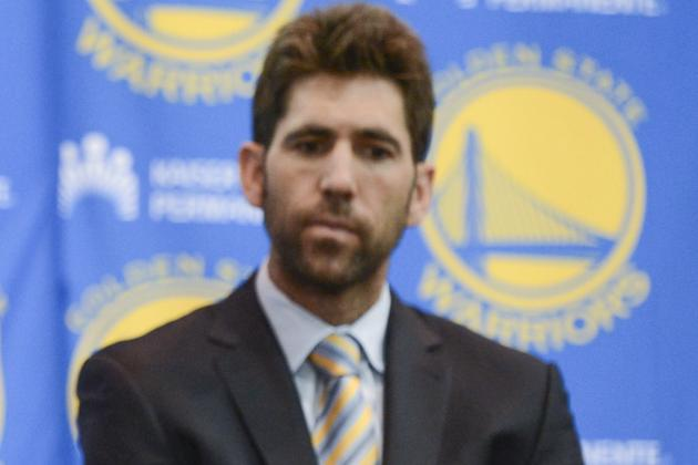 Warriors GM Myers Cautiously Optimistic