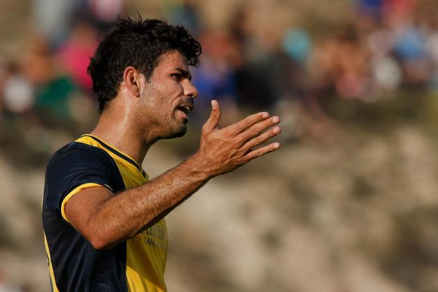 World Cup Diary: Prayers for Nigeria, Diego Costa to Choose Spain over Brazil?