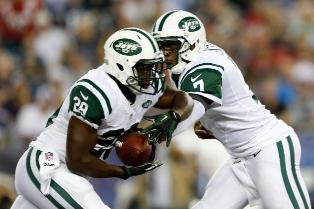 Why You Should Go All-in on Bilal Powell as Your Fantasy Football Running Back