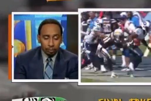 Stephen A. Falls Asleep Listening to Skip?
