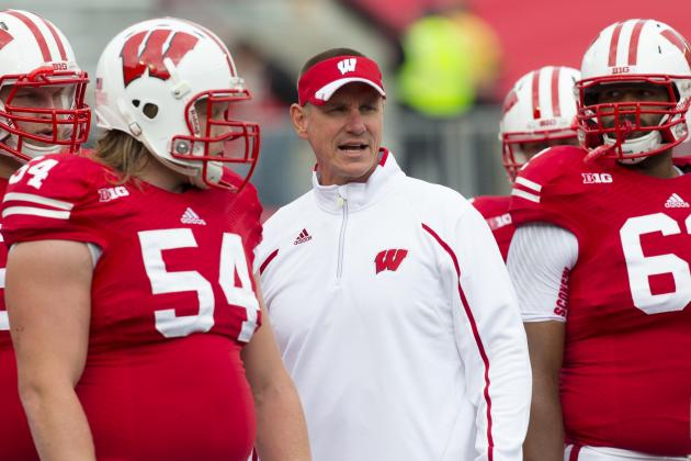 Andersen Clears Up Badgers' Injury Situation