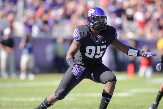 TCU Football: Will Horned Frogs Miss DE Devonte Fields vs. SMU?
