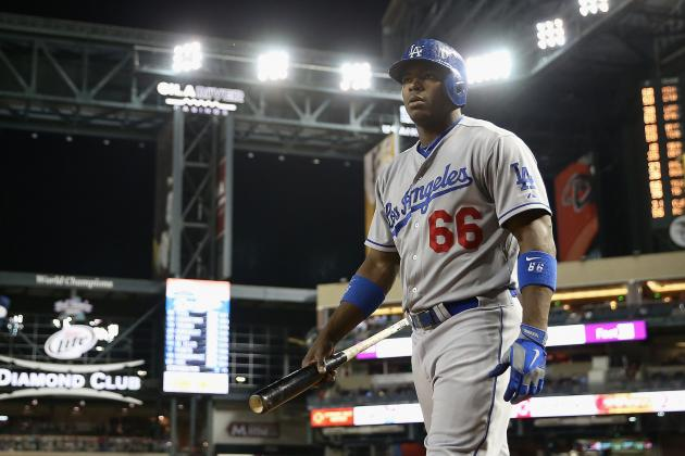 Is Yasiel Puig Ready for the Bright Lights, Pressure of the MLB Playoffs?