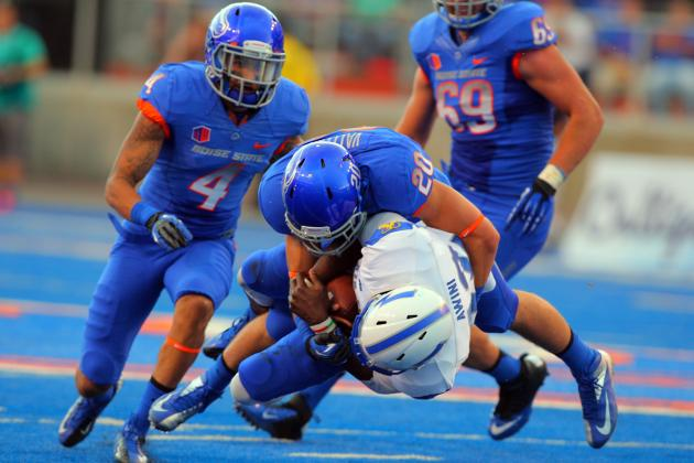 Boise State Looks to Toughen Up on Defense