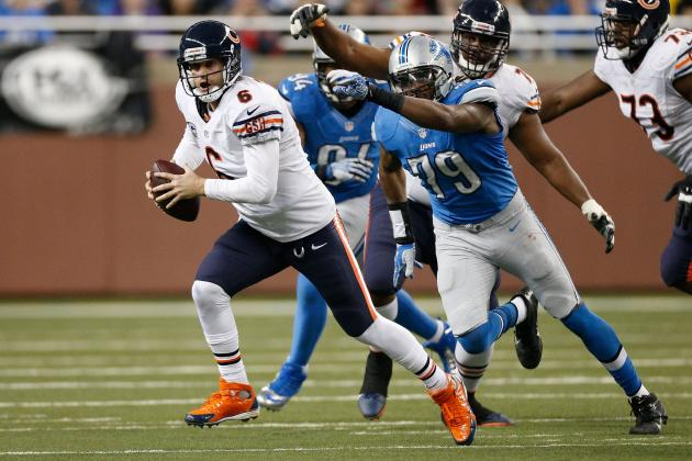 Can the Chicago Bears Protect Jay Cutler Against Lions' Pass Rush?
