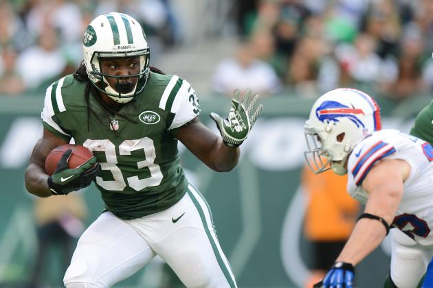 Chris Ivory, Dee Milliner out for Jets