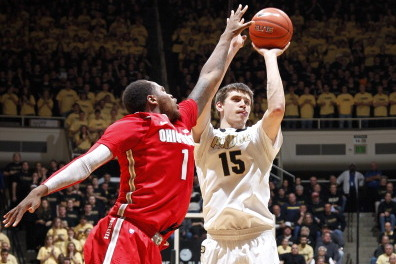 Purdue Redshirt Sophomore Forward Donnie Hale to Transfer