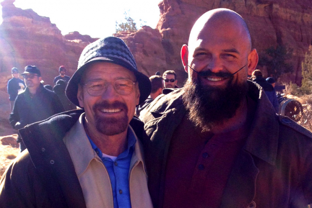 Tait Fletcher Chronicles His Journey from the Ultimate Fighter to Breaking Bad