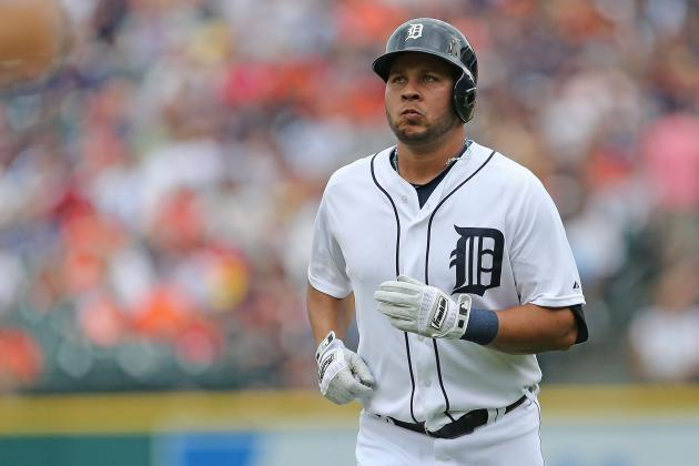 Jhonny Peralta Returns to Detroit Tigers Lineup at Left Field After Suspension