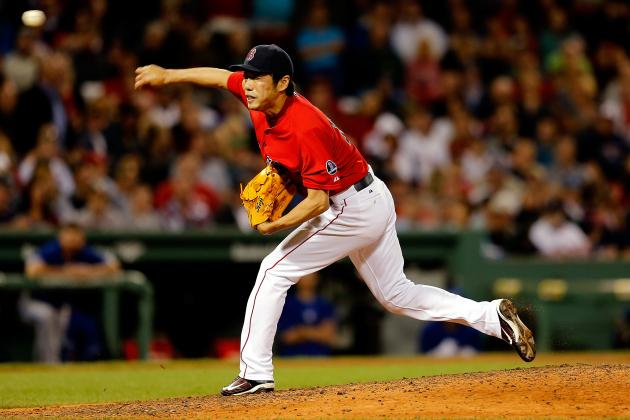 Will Koji Uehara Maintain Insane Dominance Under Postseason Pressure?