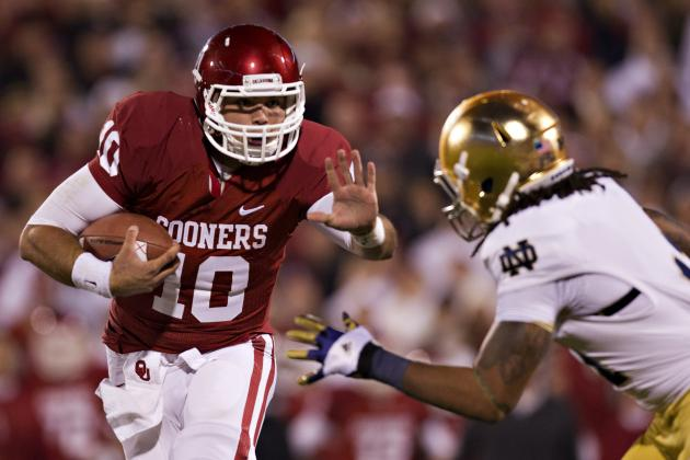 Oklahoma vs. Notre Dame: Sooners Will Avenge Last Year's Loss Against Irish