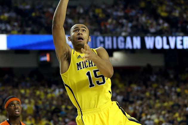 Video: Jordan Morgan and Jon Horford Ready to Lead Young U-M Team