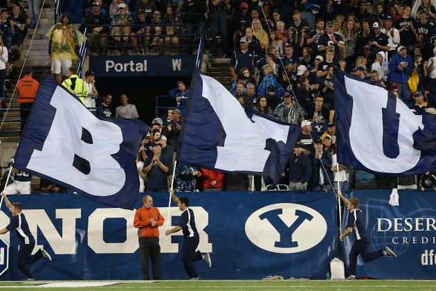 Middle Tennessee vs. BYU: Live Score and Highlights