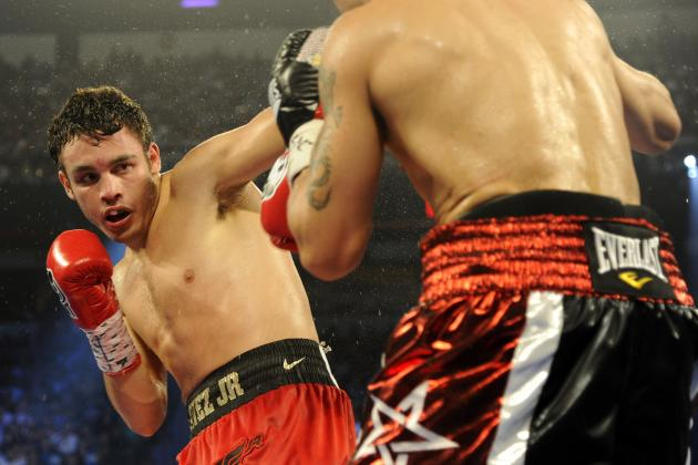 Julio Cesar Chavez Jr. Needs to Defeat Brian Vera to Salvage Status as Contender