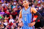 Report: Russell Westbrook Could Return in 2 Weeks